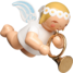 6307/17, Little Suspended Angel, with French Horn